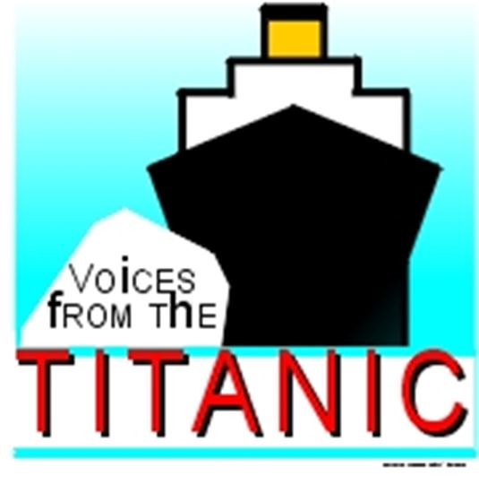 Picture of Voices From The Titanic cover art.