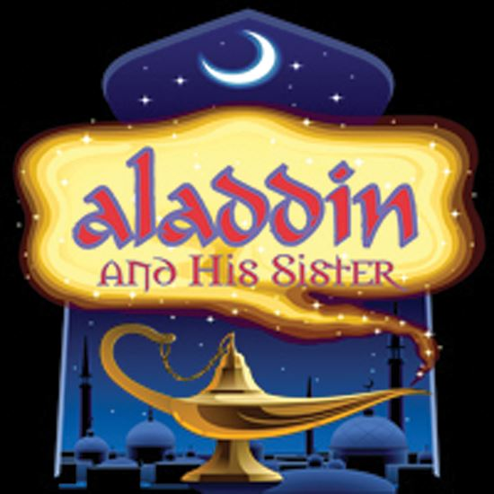 Picture of Aladdin And His Sister cover art.