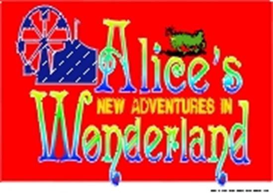 Picture of Alice's New Adventures... cover art.