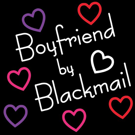 Picture of Boyfriend By Blackmail cover art.