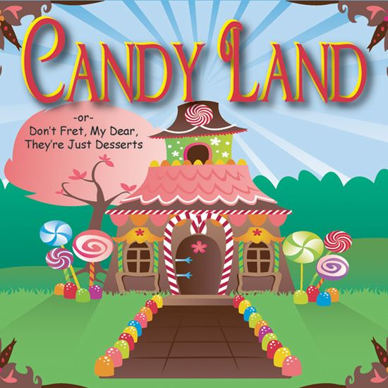 Picture of Candy Land cover art.