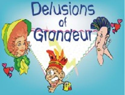 Picture of Delusions Of Grandeur cover art.