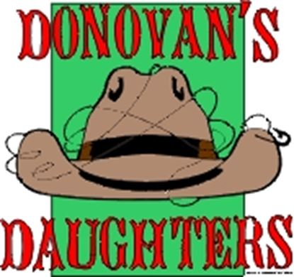 Picture of Donovan's Daughters cover art.