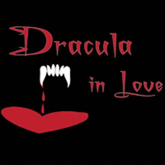 Picture of Dracula In Love cover art.