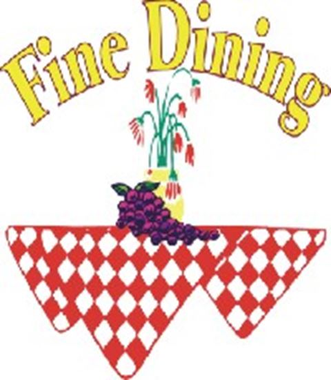 Picture of Fine Dining cover art.