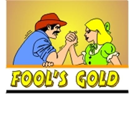 Picture of Fool's Gold cover art.