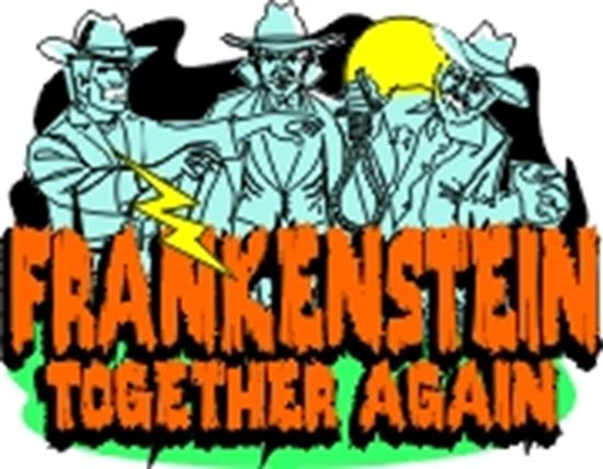 Picture of Frankenstein, Together Again cover art.