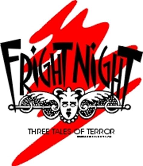 Picture of Fright Night cover art.