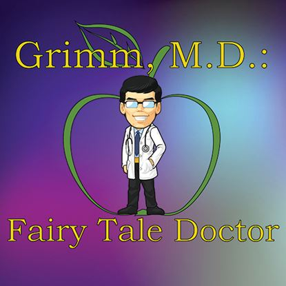 Picture of Grimm, M.D.: Fairy Tale Doctor cover art.