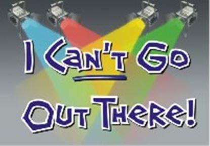 Picture of I Can't Go Out There cover art.