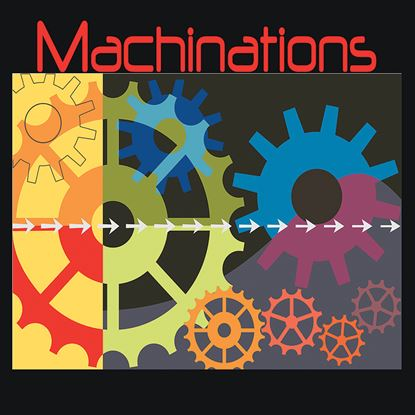 Picture of Machinations cover art.