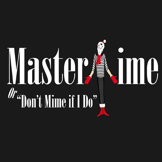 Picture of Mastermime cover art.