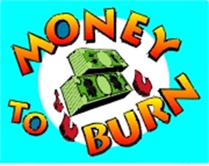 Picture of Money To Burn cover art.