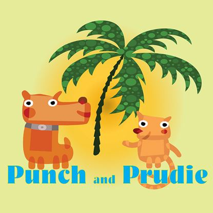 Picture of Punch And Prudie cover art.