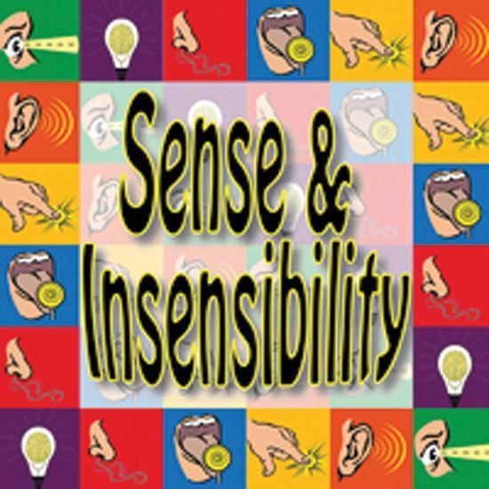 Picture of Sense & Insensibility cover art.