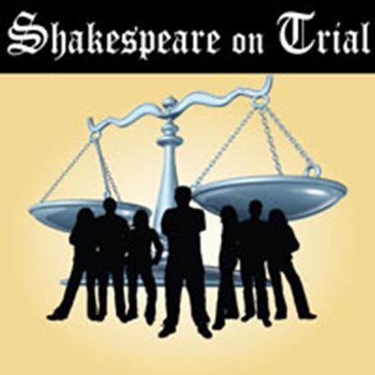 Picture of Shakespeare On Trial cover art.