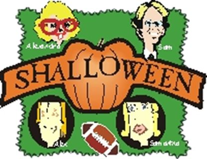 Picture of Shalloween cover art.