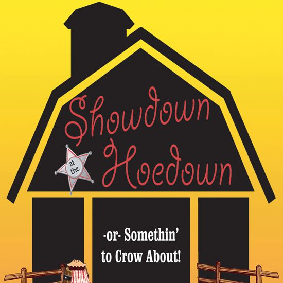 Picture of Showdown At The Hoedown cover art.