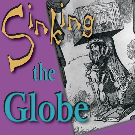 Picture of Sinking The Globe cover art.
