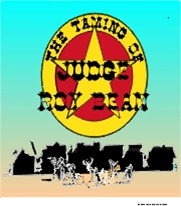 Picture of Taming Of Judge Roy Bean cover art.
