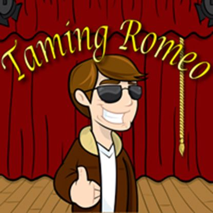 Picture of Taming Romeo cover art.