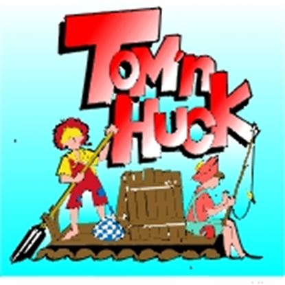 Picture of Tom 'N Huck cover art.