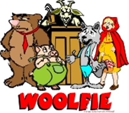 Picture of Woolfie cover art.