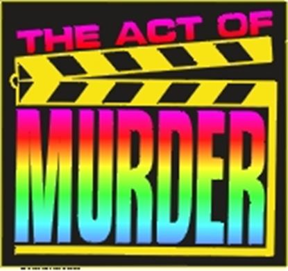 Picture of Act Of Murder cover art.