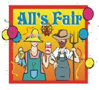 Picture of All's Fair cover art.