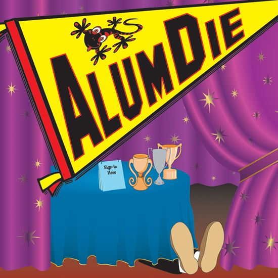 Picture of Alumdie cover art.
