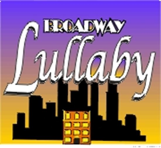 Picture of Broadway Lullaby cover art.