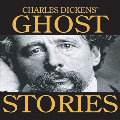 Picture of Charles Dickens' Ghost Stories cover art.