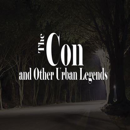 Picture of Con, The cover art.