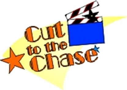 Picture of Cut To The Chase cover art.
