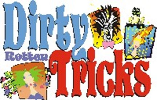 Picture of Dirty Rotten Tricks cover art.