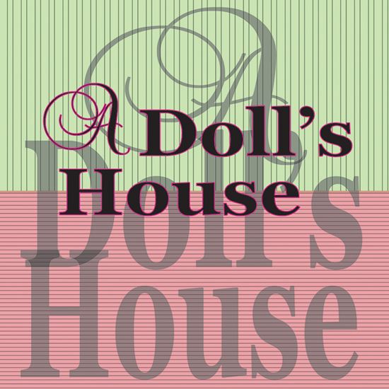 Picture of Doll's House, A cover art.