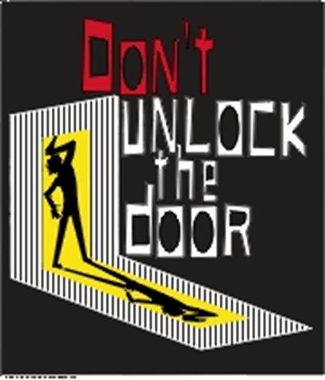 Picture of Don't Unlock The Door cover art.