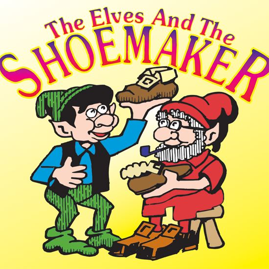 Picture of Elves And The Shoemaker cover art.