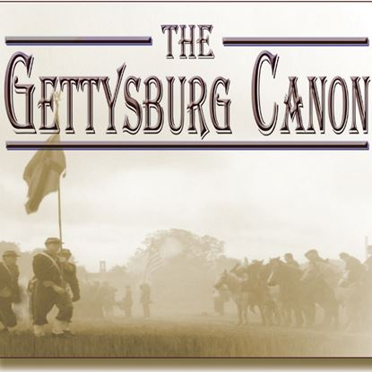 Picture of Gettysburg Canon cover art.