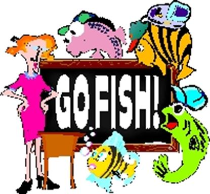 Picture of Go Fish! cover art.