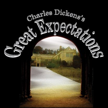 Picture of Great Expectations cover art.
