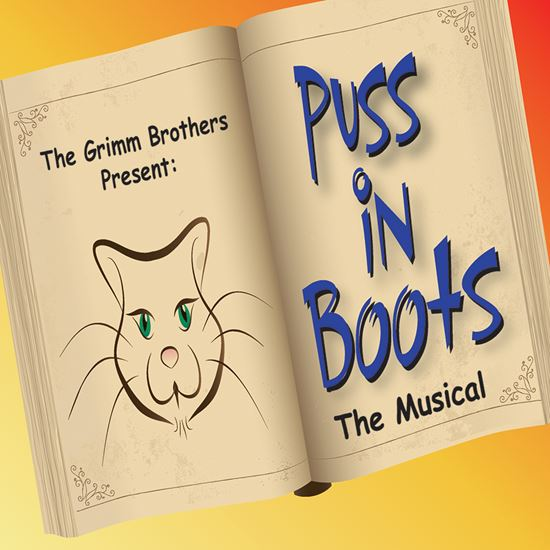 Picture of Grimm Brothers: Puss In Boots cover art.