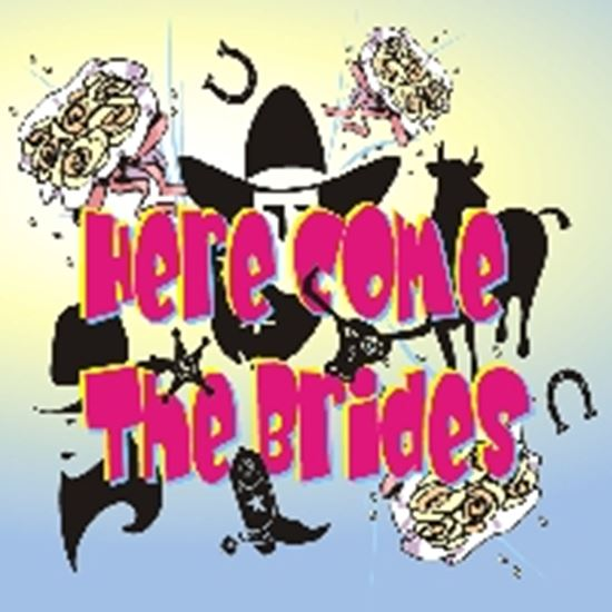 Picture of Here Come The Brides cover art.