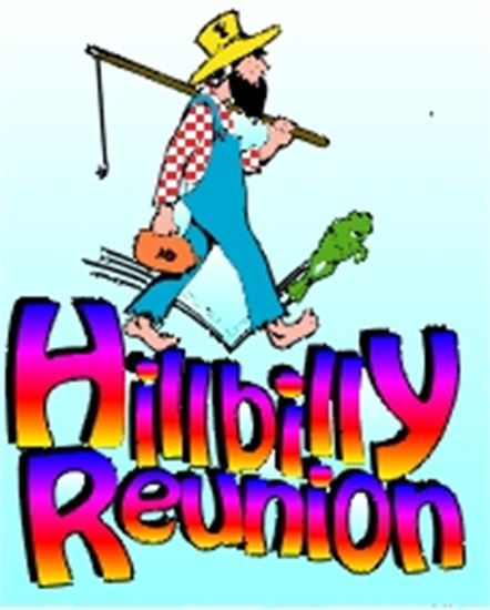 Picture of Hillbilly Reunion cover art.
