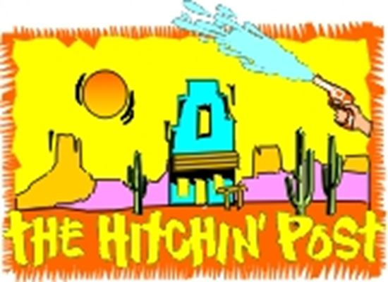Picture of Hitchin' Post cover art.