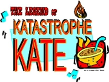 Picture of Legend Of Katastrophe Kate cover art.