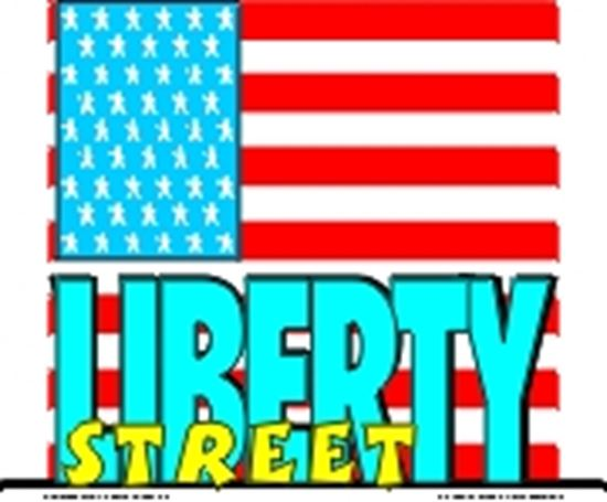 Picture of Liberty Street cover art.