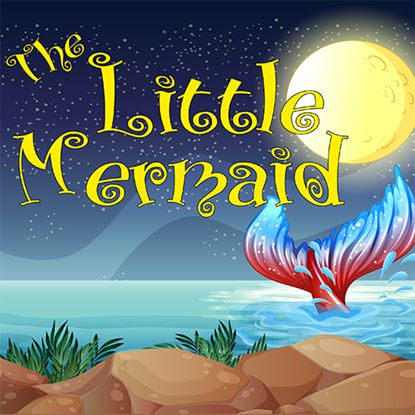 Picture of Little Mermaid cover art.