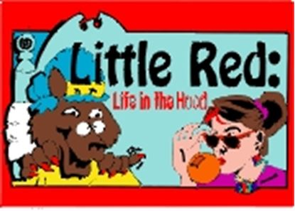 Picture of Little Red: Life In The Hood cover art.