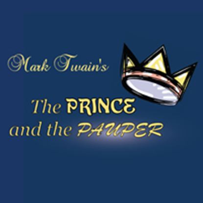 Picture of Mark Twain's Prince And Pauper cover art.